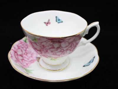 Royal Albert Miranda Kerr Teetasse und Untertasse 40001820 NEU Teetasse Und Untertasse