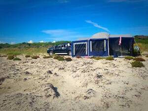 Camel Beach Comber Off Road Camper Trailer Springfield Lakes Ipswich City Preview