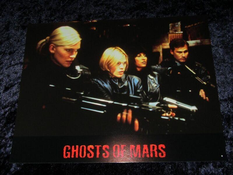Ghosts Of Mars Lobby Cards - John Carpenter, Jason Statham