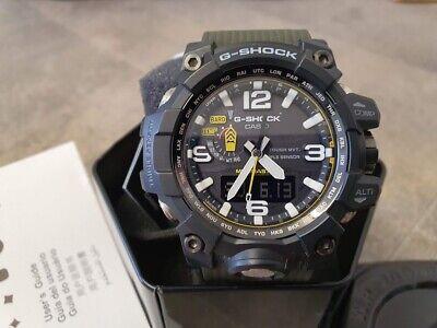 Casio G-Shock Mudmaster GWG-1000-1A3 Watch