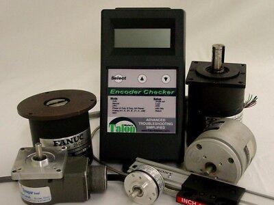 Talon Encoder Checker Meter Test Encoder Tester Troubleshoot Repair