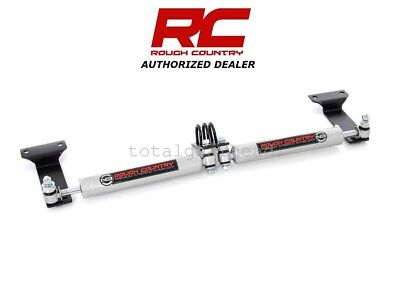 - 99-04 Ford F250 F350 Super Duty 4WD RCX Dual N3 Steering Stabilizer [8749030]