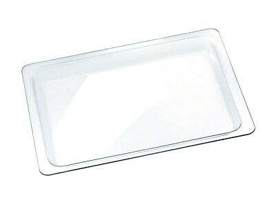 Genuine Miele Oven Cooker Glass Tray HGS100 455 x 353mm H5088-60BM H6200BM H177M