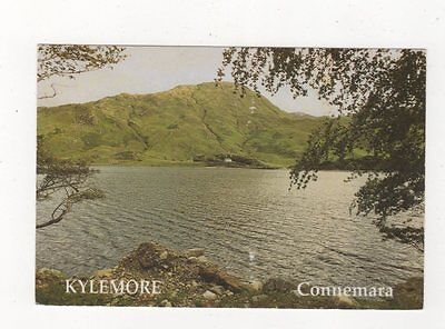 Kylemore Abbey & Lake Connemara Postcard 885a