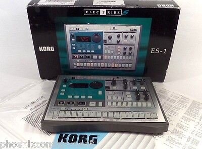 KORG ~ ELECTRIBE ~ ES-1 ~ Sampler Drum Machine