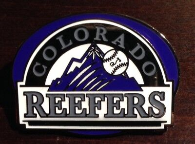 Grassroots Reefers California Colorado Official GRC RARE Hat Pin STFO Dab