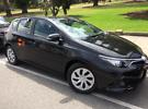 Hire my 2016 Toyota Corolla Ascent Auto