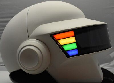 Used, Thomas Bangalter RGB Sidebar Kit - Assembled - For helmet daft punk for sale  Livermore