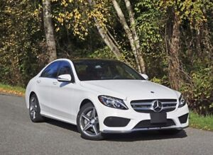LEASE TAKE OVER 2016 MERCEDES BENZ C300 $556.50(PLUS TAX)