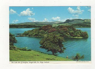 The Lake Of Innisfree Lough Gill Sligo 1987 Ireland Postcard 911a