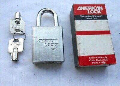 American Lock Padlock 7200 Series