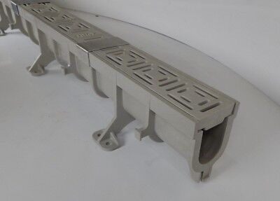 Drain System - zurn Z880 PERMA-TRENCH LINEAR TRENCH DRAIN SYSTEM - 48