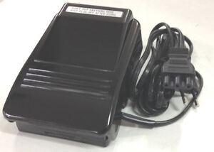 Macchina per da cucire pedale reostato necchi vigorelli for Pedale elettrico per macchina da cucire