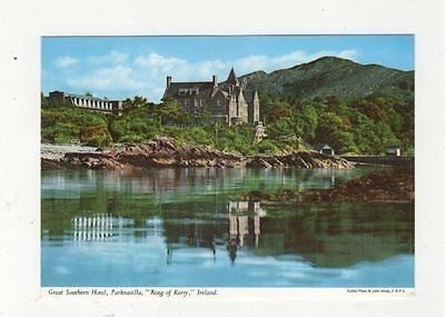 Great Southern Hotel Parknasilla Ring of Kerry Postcard Ireland 640a