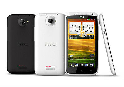 Original HTC One X 3G WIFI 4.7'' Touch Screen 16GB/32GB/64GB 8MP Android Phone