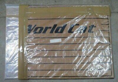 "WORLD CAT SEADEK STICK-ON MARINE PAD  34"" x 24"" x 1"""