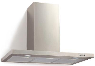 Set Ventilation Hotte de Cuisinière + Filtre au Carbone Actif - PKM 9004W 90cm+