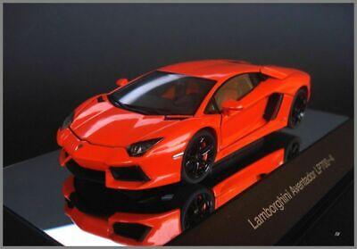1:43 Lamborghini Aventador LP700-4 Auto Art Signature Rare Diecast Model
