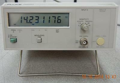 Flukephilips Pm6662011 Frequency Counter 120 Mhz