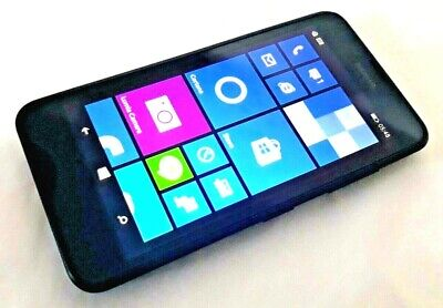 Nokia Lumia 630 - 8GB - Black (Unlocked) Smartphone [RM-976] na sprzedaż  Wysyłka do Poland