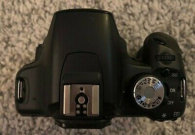 Canon EOS 500D DSLR + Accessories