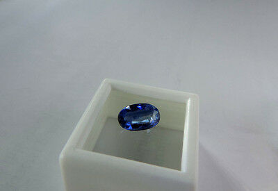Very nice 2.06ct Nepalese Kyanite with cornflower blue color