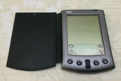 Palm Vx Handheld PDA with Cover