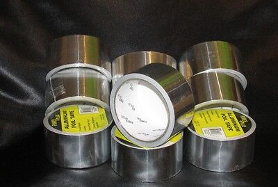 Brand New Aluminum Foil Heat Shield Tape 1.88 X 26 Ft. Fast Shipping
