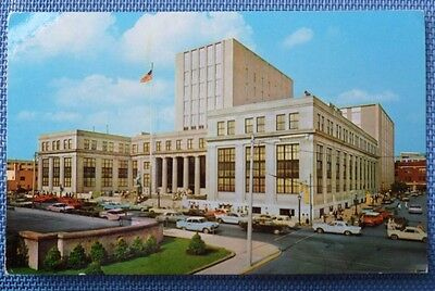 Postcard Of Lincoln National Life Insurance Company   Indiana