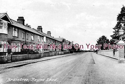 ES 293 - Rayne Road, Braintree, Essex - 6x4 Photo