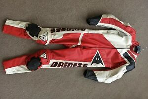 Dainese one piece leather suit for sale Church Point Pittwater Area Preview