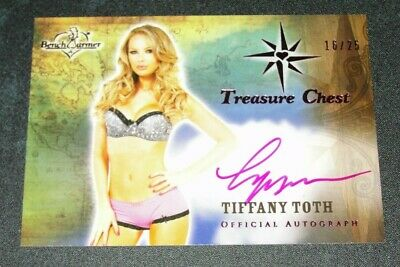 Non-sport Trading Cards Playboy Benchwarmer Athena Lundberg Playmate Hot For Teacher Pink Archive