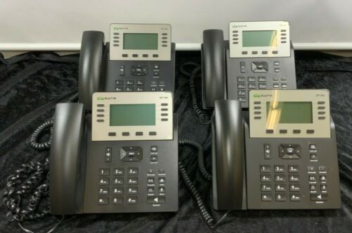 LOT OF 4 Zultys Zip 36G IP Business Phone telephone wholesale