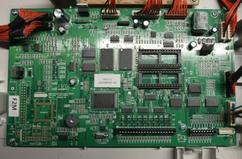 LOGIC BOARD for SAM4/CRS 5200M PN 50155
