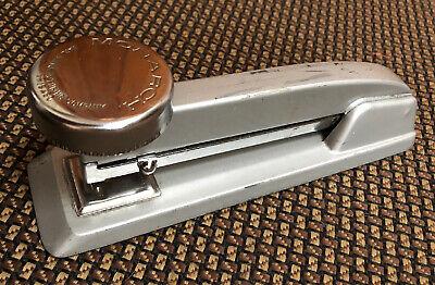 Mid Century Monarch Industrial Stapler Grey Vail Manufacturing