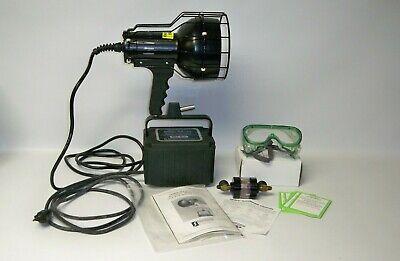 Spectroline Model Cc-120a Uv Black Light Kit