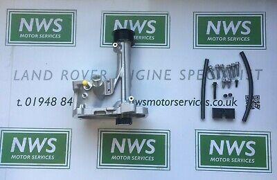 Land Rover/Jaguar 5.0L Engine Supercharger End Repair Kit - LR088564 & C2D38554