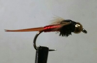 60  Stimulator W//Fly Box Trout Wet Fly Fishing Flies US Veteran Owned