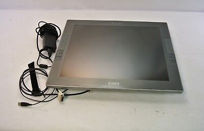 "Wacom Cintiq 21UX Graphic Tablet Display, 21"" w/ Pen & Power Supply (No base) for sale  Madison"