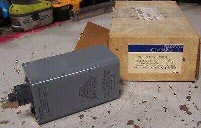 New Johnson Controls Csa43a-600r Ignition Control 25 Volt 7 Amp