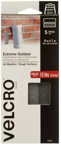 VELCRO 5 Strips VELCRO Brand Industrial Grade Heavy Duty Strength Titanium