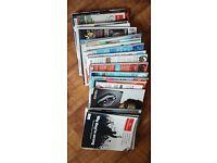 Lot of magazines