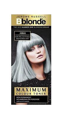 Jerome Russell Bblonde Aqua Maximum Colour Toner 75ml