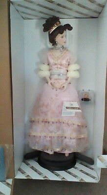 Franklin Mint Faberge Imperial Debutant Princess Sofia, NEW in shipper, NRFB for sale  Rialto