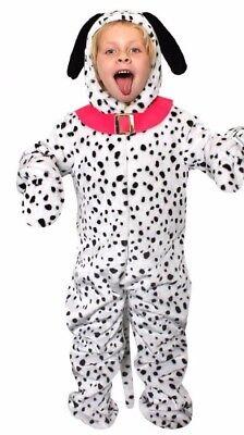 Kinder Gepunktet Dalmatiner Buch Woche Charakter Kostüm 101 - Kind 101 Dalmatiner Kostüm