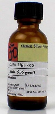 Silver Nitrate 25 Gram