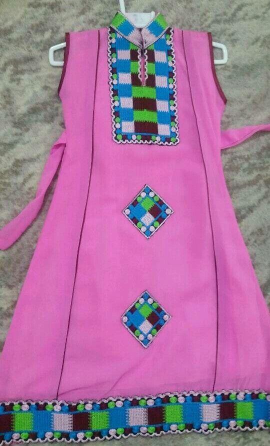 Asian clothes ( Anarkali churidar pajama dress)