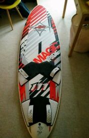 JP Australia Magic Ride Windsurfing Board