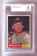 Mickey Mantle Rookie