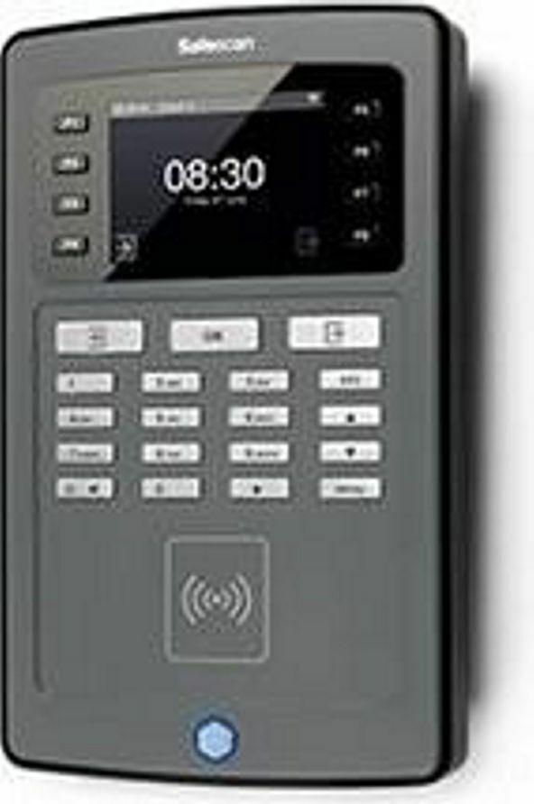 Safescan TA 8010 Zeiterfassungssystem mit Netzwerkanschluss